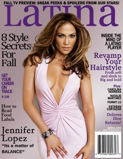 Latina Magazine Cover